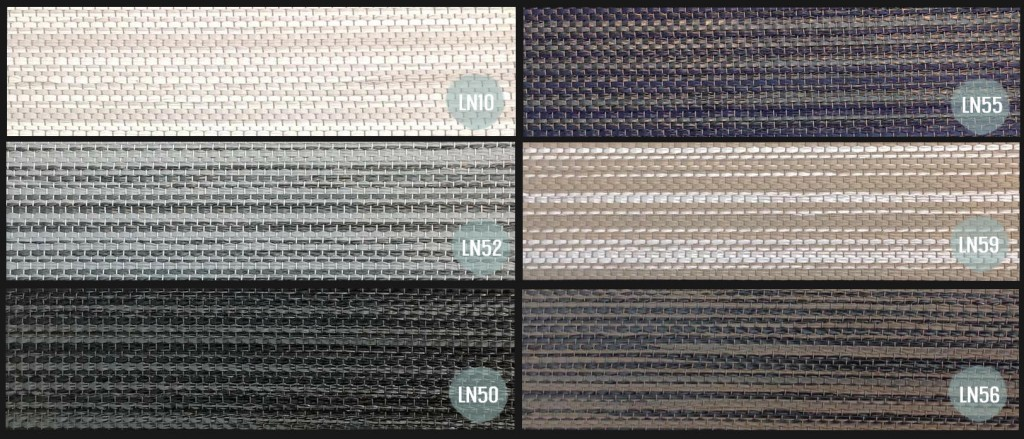 alfombra de vinilo keplan linea en colores tierra