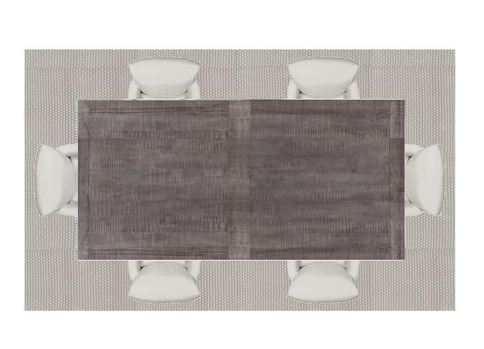Alfombras para comedor stunning alfombra para pasillo - Alfombras de comedor ...