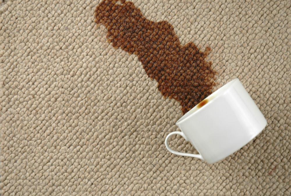 Quitar manchas de tu alfombra.