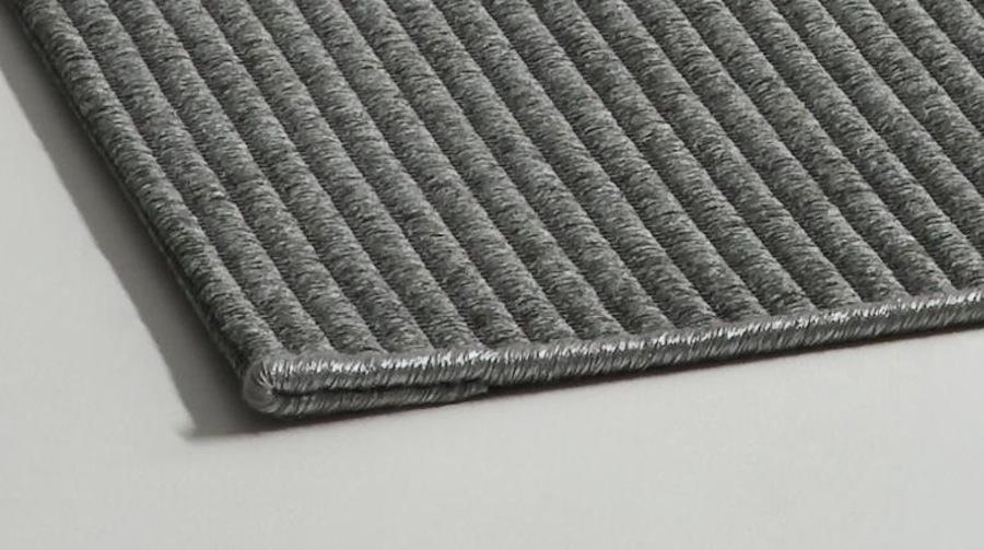 alfombra con acabado Nordik