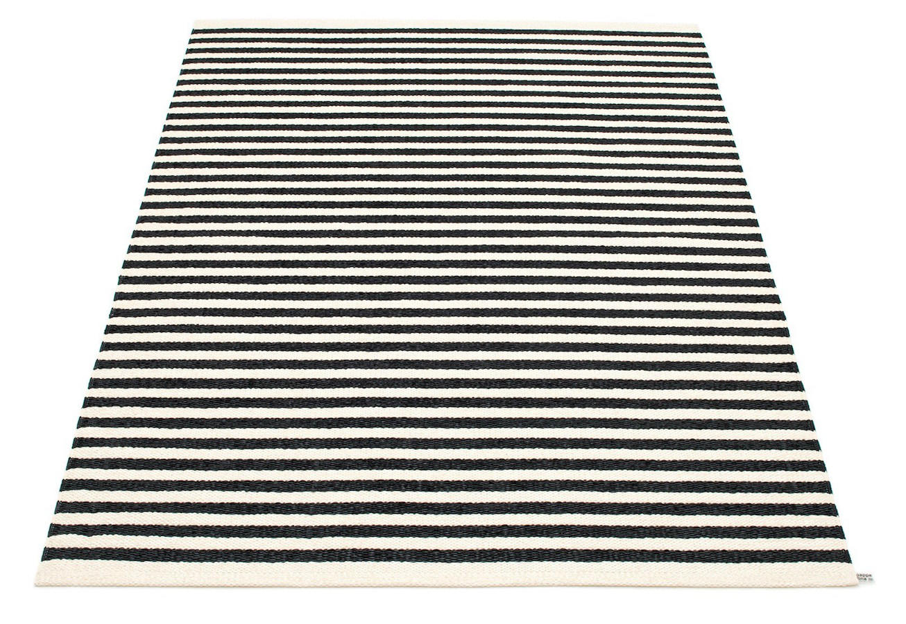 Alfombra lisa negro 140x220 tienda online alfombras ao for Alfombras lisas online