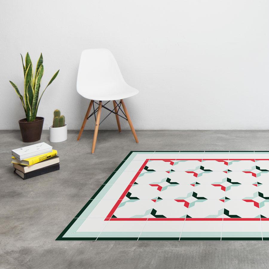 Tienda online alfombras ao alfombra mosaico duquessa for Alfombras online