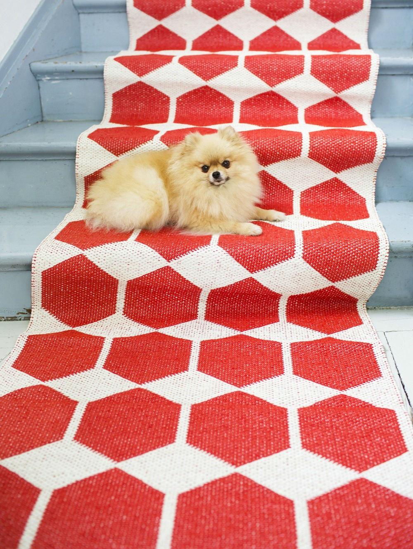 alfombra-roja-pomeranian