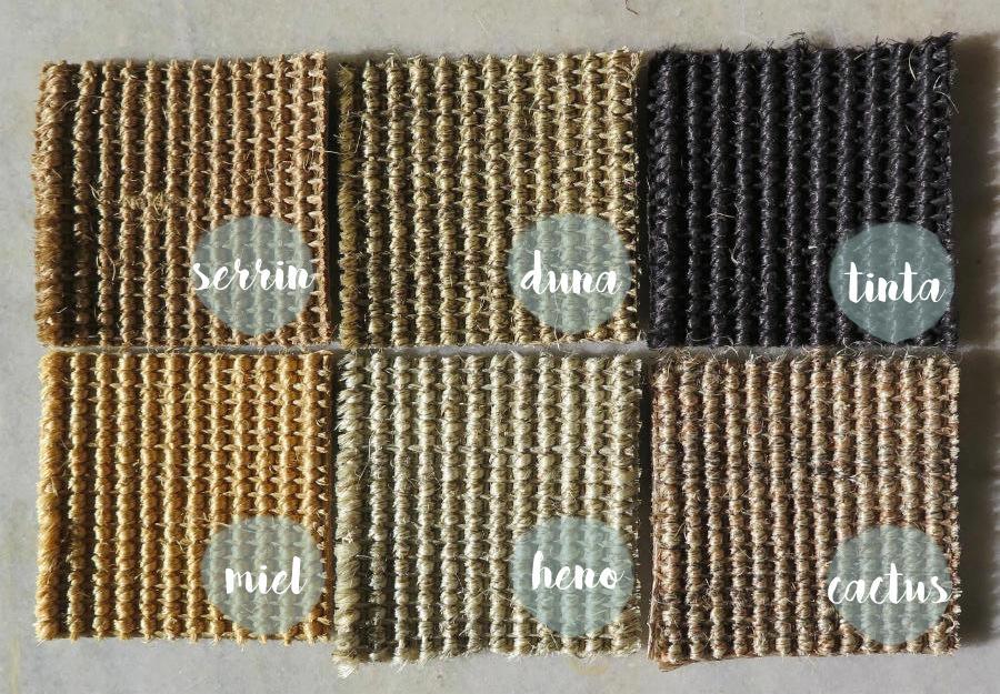 Tienda online alfombras ao kappa 240 miel - Alfombra sisal ...