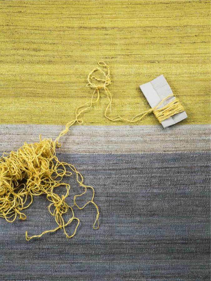 Tienda online alfombras ao alfombra campo amarillo - Alfombras de canamo ...