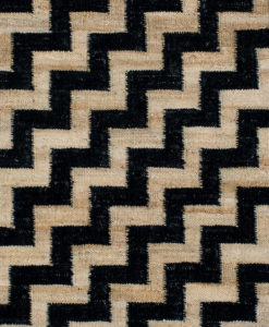alfombra zig zag II-negra-4