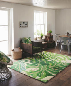 Alfombra Jungla Verde • AO tienda online alfombras