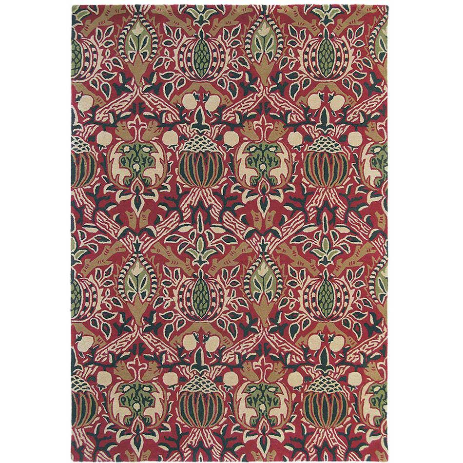 Tienda online alfombras ao alfombra granada roja for Alfombras online