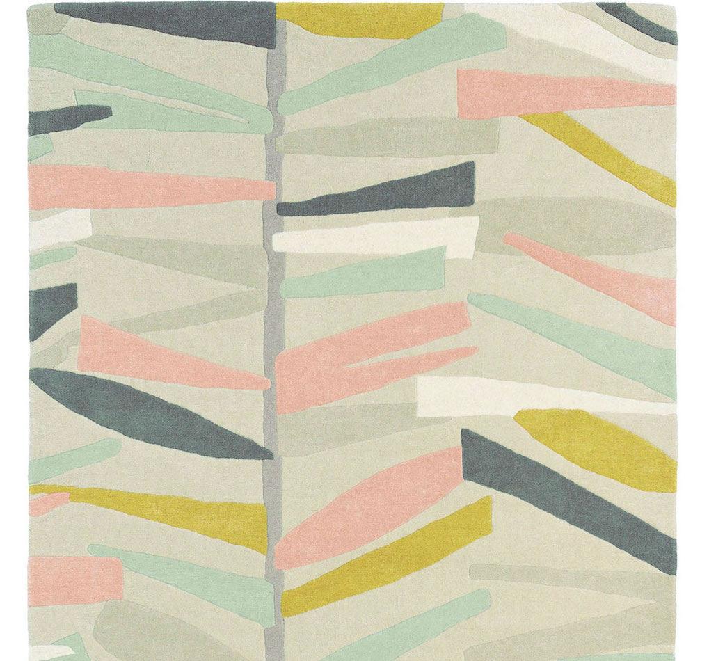 Tienda online alfombras ao alfombra ramas pastel for Alfombras online