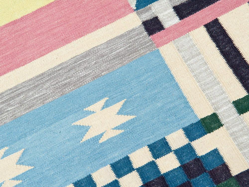 Tienda online alfombras ao compra las alfombras indias for Alfombra colores