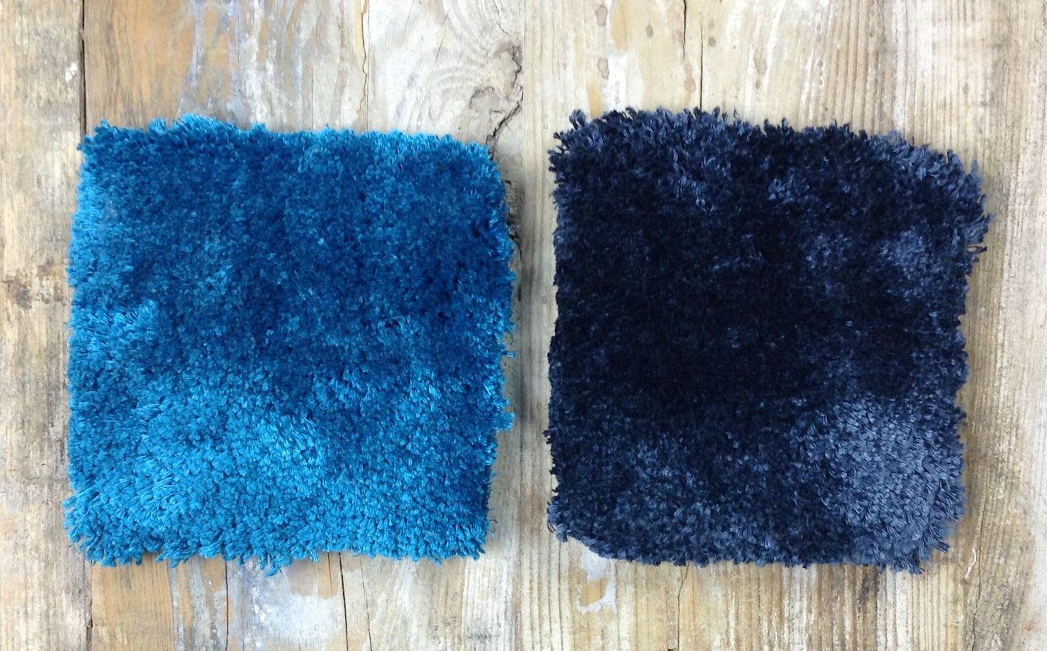 Tienda online alfombras ao kilate 608 azul cobalto for Alfombras online