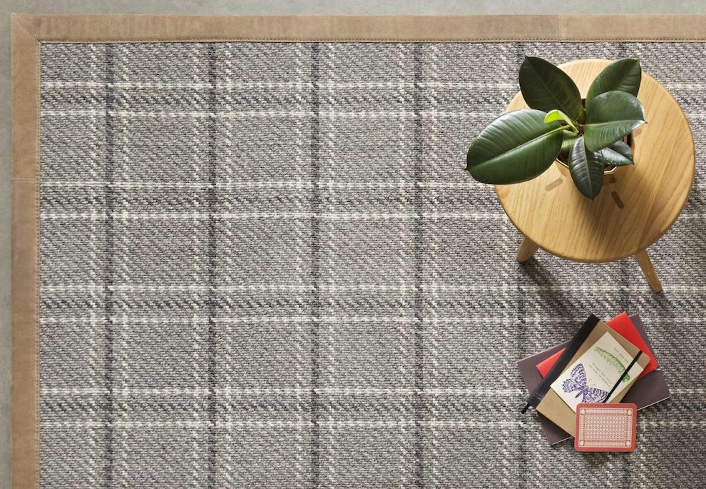 alfombra Scotch gris