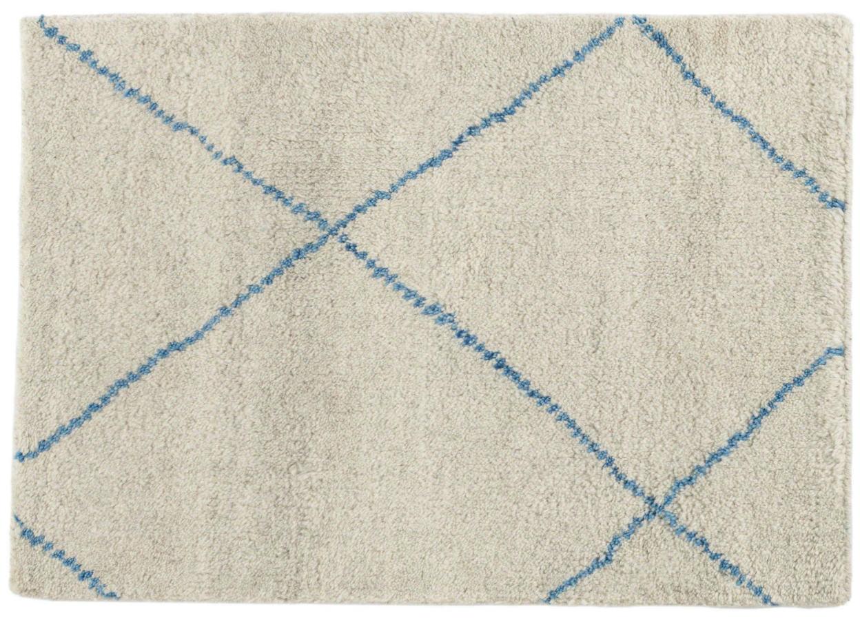 Tienda online alfombras ao alfombra grandes rombos azul - Alfombras infantiles grandes ...