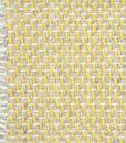 alfombra artesana-color amarillo