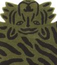 alfombra-infantil tigre detalle