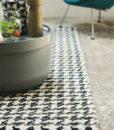 alfombra-pata de gallo salon