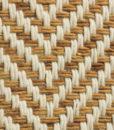 alfombra twill-caramelo detalle