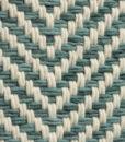 alfombra twill-verdoso detalle