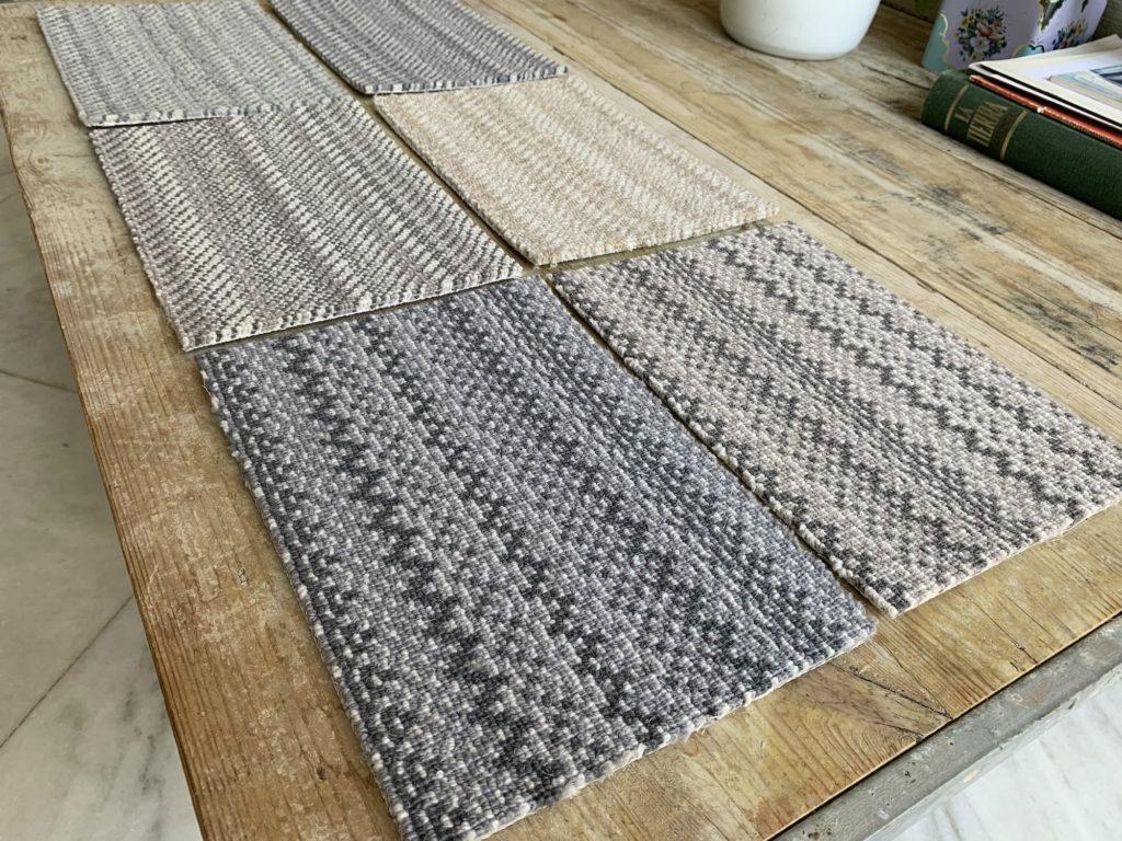 Alfombras Mexer, alfombras de lana con diseños geométricos ...