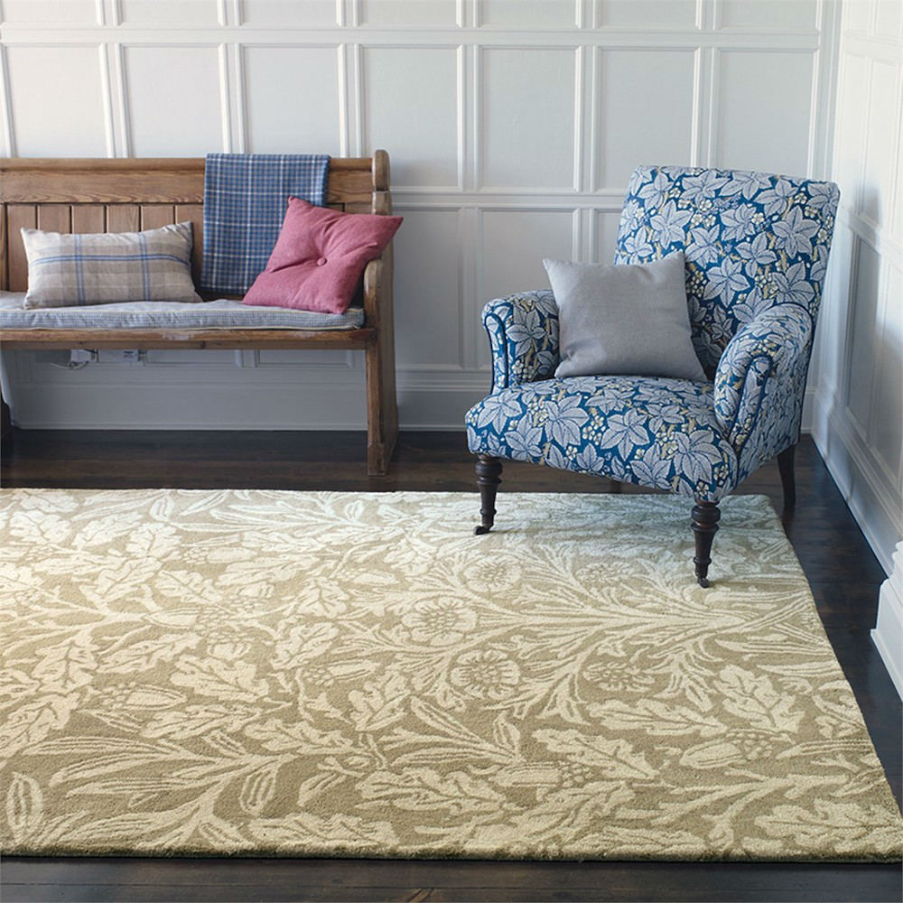 alfombra Oak tostada