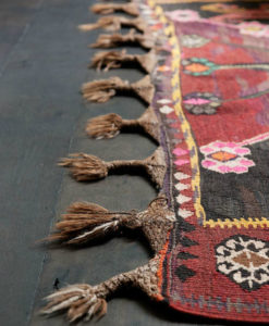 Dhurries y kilims
