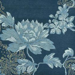 claveles azul