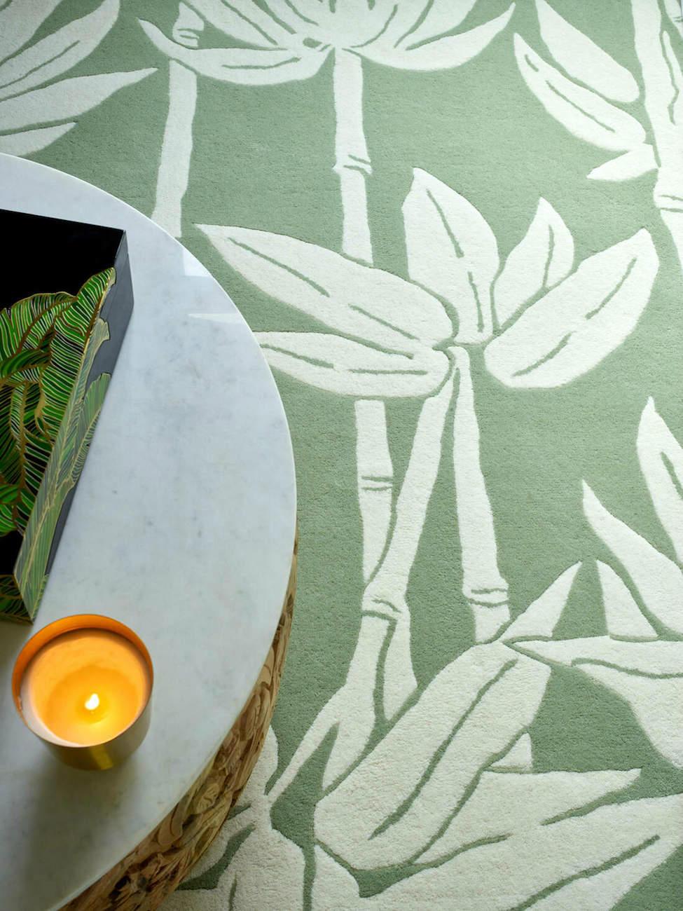 Alfombra bambu japones • AO tienda online alfombras