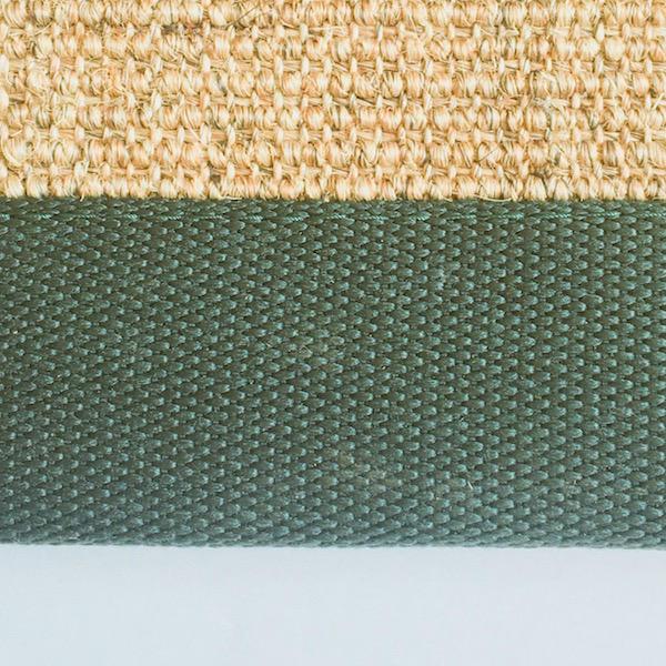 MICROFIBRA ( el remate de 6 cm tiene esquinas cosidas rectas, el resto esquinas ingleteadas.)